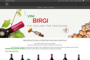 siti per ecommerce di vino